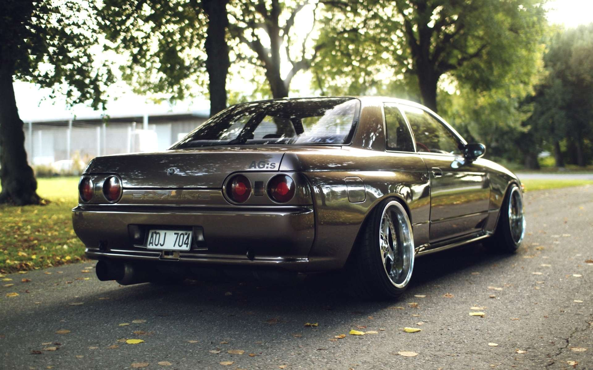 Car Nissan Skyline R32 Hd Wallpapers Hd Car Wallpapers