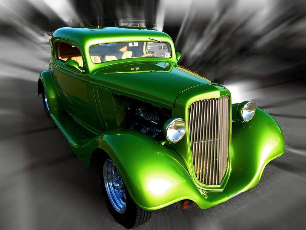Custom Street Rod Wallpaper : Hd Car Wallpapers