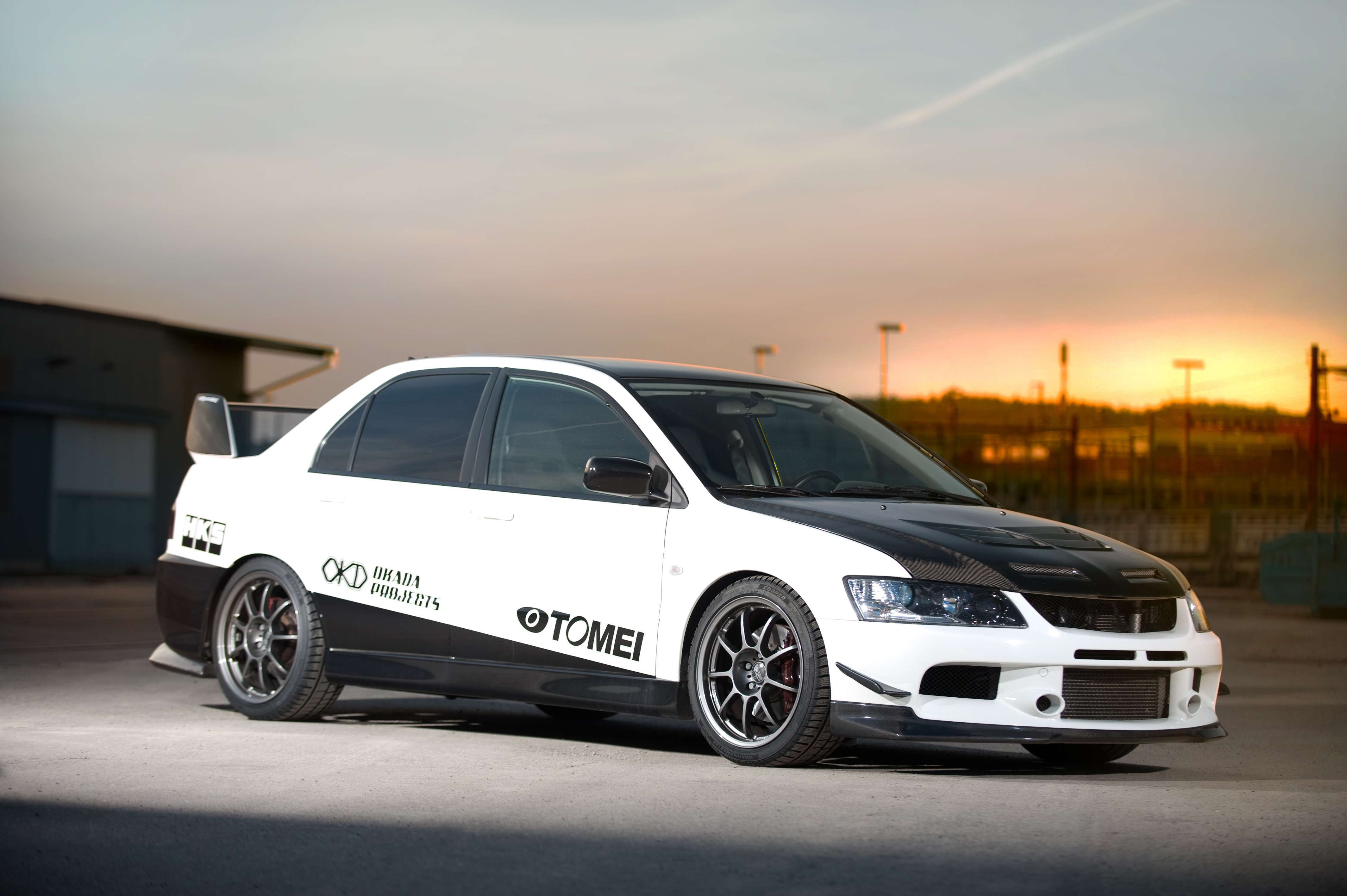 Mitsubishi Evolution Ix Wallpapers : Hd Car Wallpapers