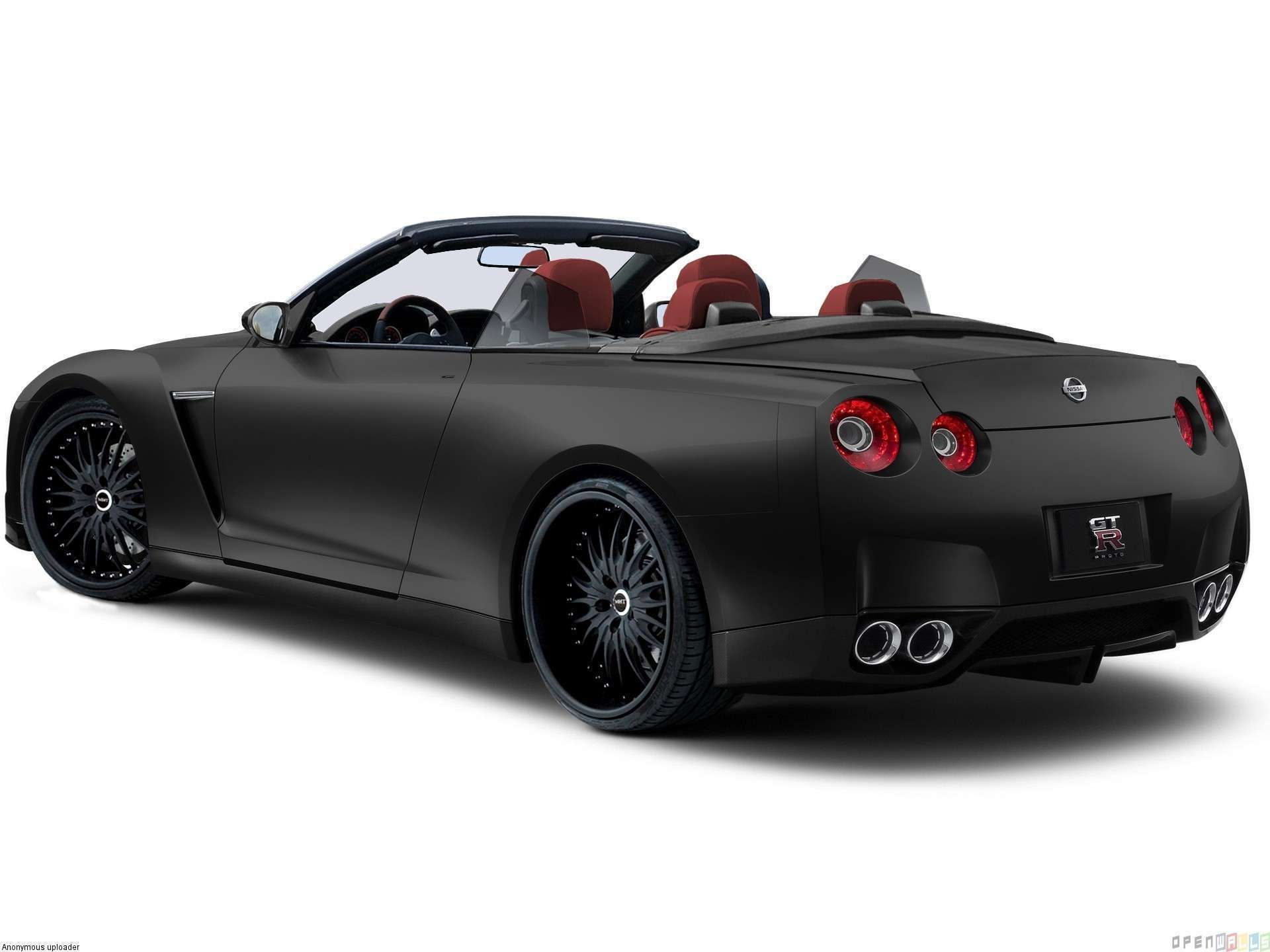 Nissan Gtr R35 Cabrio Hd Wallpapers Hd Car Wallpapers